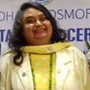 Mrs. Syeda Ajanta Israt